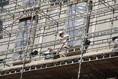 DENMARK_condo construction Stock Photo