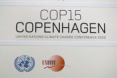 DENMARK COP15 Stock Images