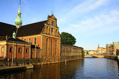 Denmark. Copenhagen Royalty Free Stock Images