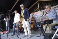 DENMARK_COPENHAGEN festiwal jazzowy 2013 Obraz Royalty Free