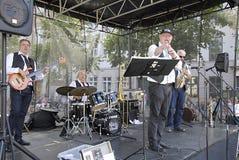 DENMARK_COPENHAGEN festiwal jazzowy 2014 Fotografia Stock