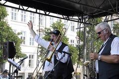 DENMARK_COPENHAGEN festiwal jazzowy 2014 Zdjęcie Stock