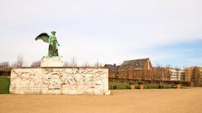 Denmark. Copenhagen. Maritime Monument Royalty Free Stock Photography