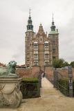 Denmark Copenhagen Rosenborg castle Royalty Free Stock Image