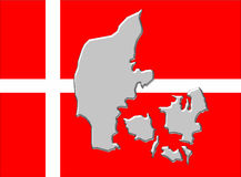 Denmark country Stock Photography