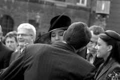 DENMARK_CROWN PRINCESS MARY AND PRINCE JOACHIM Royalty Free Stock Photo