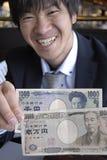 DENMARK_DANMARK Japanese yans Royalty Free Stock Image