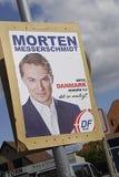DENMARK_DANMARK_NO MORE EU Stock Image