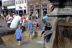 DENMARK_DENMARK'S HOTEST SUMMER Stock Image