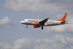 DENMARK_easyjet Flights Stock Photos