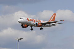 DENMARK_easyjet Flights Stock Photography