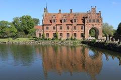 Denmark Egeskov Castle Stock Images