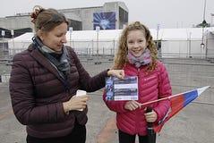 DENMARK_eurovision 2014 Lizenzfreie Stockbilder