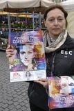 DENMARK_eurovision 2014 Photographie stock libre de droits
