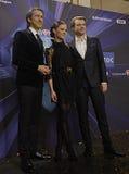 DENMARK_EUROVISION LIEDwedstrijd 2014 Royalty-vrije Stock Foto's