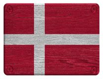 Denmark Flag Stock Photos