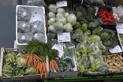 DENMARK_FOOD HIGH PRICES Stock Photography