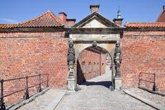 Denmark. Frederiksborg castle Stock Photography