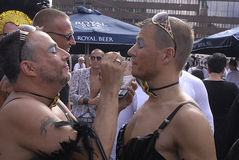 DENMARK_GAYS AND LESBIAN PRIDE Stock Images