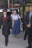 DENMARK_H M. The QUEEM MARGRETHE II della DANIMARCA Fotografia Stock Libera da Diritti