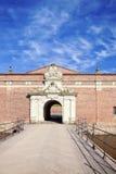 Denmark. Hamlet castle. Kronborg Stock Photo