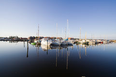 denmark havn Zdjęcie Stock