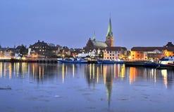 Denmark Helsingor Stock Photo
