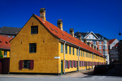 Denmark Home Royalty Free Stock Images
