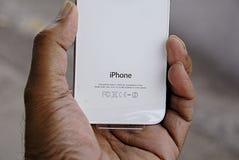 DENMARK_iphone 4s Royalty Free Stock Photo