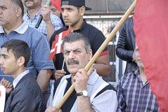 DENMARK_iraqi portest Images libres de droits