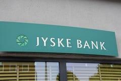 DENMARK_JYSKE BANK Stock Photos