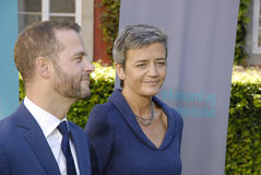 DENMARK_MINISTER CHANGES Royalty Free Stock Photography