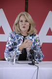 DENMARK_Ms Helle Thorning-Schmidt e ministri Fotografia Stock