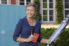 DENMARK_MS.MARGRETHE VESTAGER _NEW EU COMMISIONER Royalty Free Stock Photography