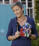 DENMARK_MS.MARGRETHE VESTAGER _NEW EU COMMISIONER Royalty Free Stock Images