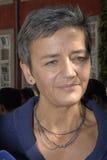 DENMARK_Ms MARGRETHE VESTAGER _NEW UE COMMISSIONER Fotografia Royalty Free