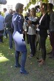 DENMARK_Ms MARGRETHE VESTAGER _NEW UE COMMISSIONER Fotografia Stock