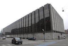 DENMARK' NATIONAL BANK Royalty Free Stock Photography