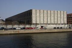 DENMARK_national bank Stock Photo