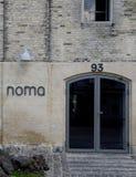 DENMARK_NOMA RESTAURANT Royalty-vrije Stock Foto's