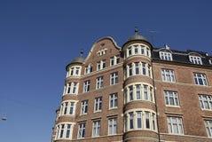 DENMARK_OLD ARCHECTURE Στοκ φωτογραφία με δικαίωμα ελεύθερης χρήσης