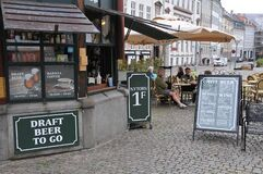 Free DENMARK OPENS CAFES ADN RESTAURANTS TODAY -COVID.19 Royalty Free Stock Photography - 183886977