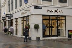 DENMARK_PANDORA Royalty Free Stock Photography