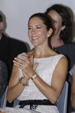 DENMARK_PRINCESS MARY AT KIDS CIFF SHOW Stock Photos