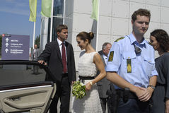 DENMARK_PRINCESS MARY AT KIDS CIFF SHOW Stock Image