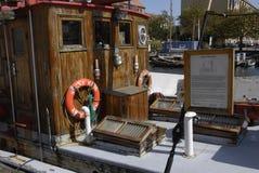 DENMARK_RINKS OLD SHIP Royalty Free Stock Photos