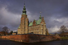 Denmark: Rosenborg castle Stock Images