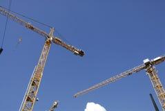 DENMARK_SAGA CONSTRUCTION Royalty Free Stock Photos
