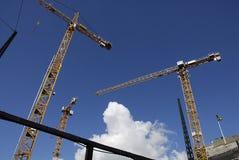 DENMARK_SAGA CONSTRUCTION Royalty Free Stock Images