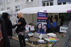 DENMARK_TASTE-WELTStraßenfest Stockfoto